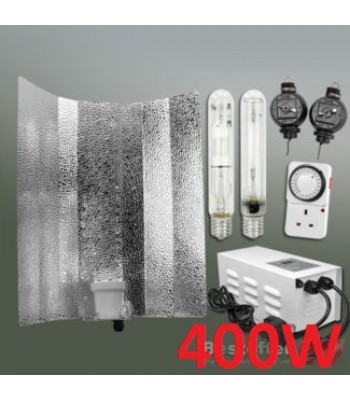 400W Magnetic Grow Light Combo