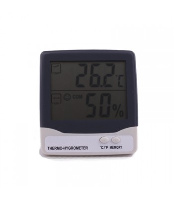 Desktop Temperature and Humidity Indicator