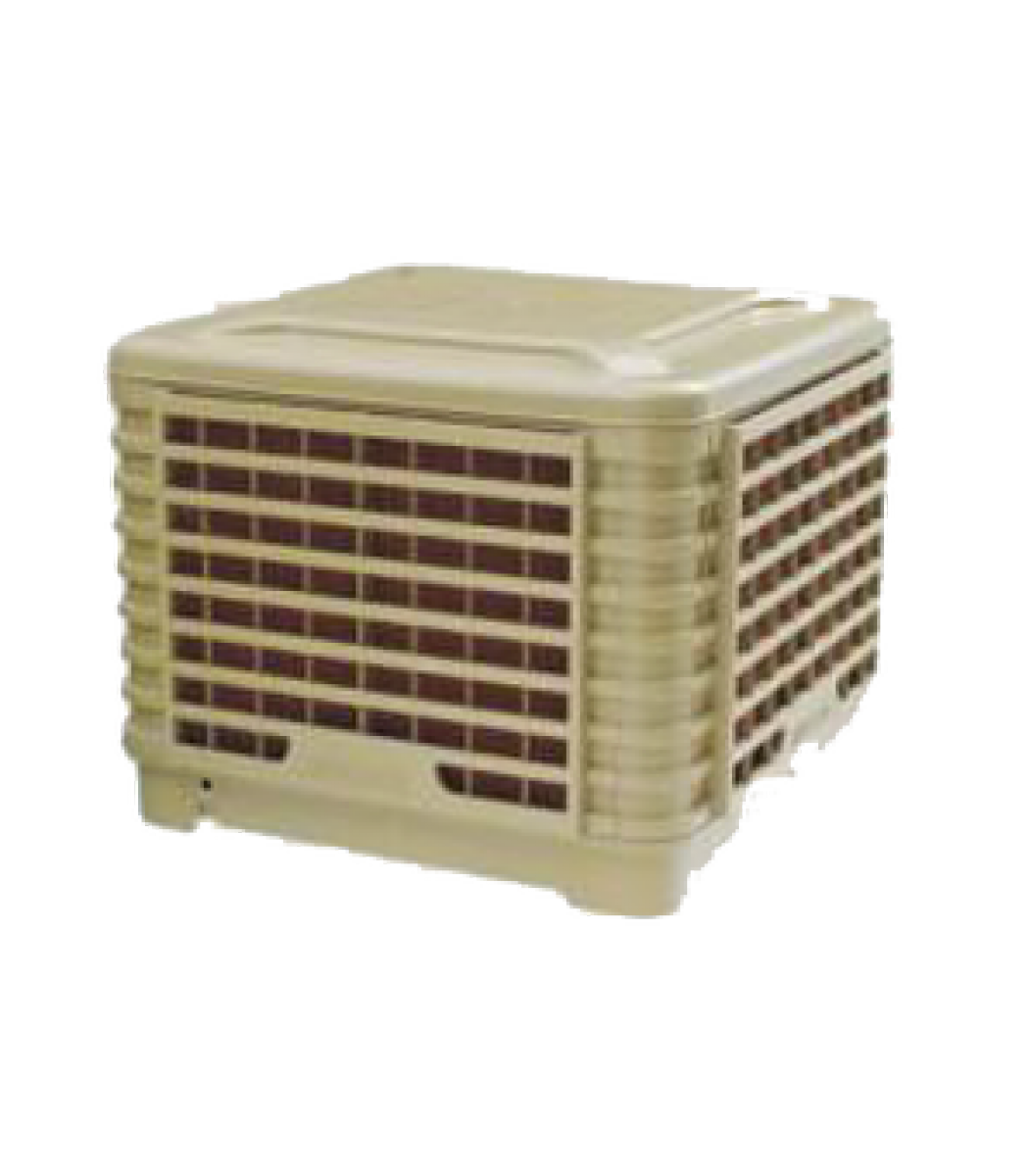 Swamp Cooler Media : Evaporative cooler