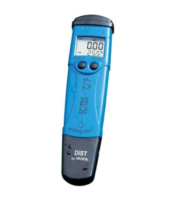 HI98312 DiST®6 EC/TDS/C°-Tester, (0.00-20.00 mS/cm – 0.00-10.00 g/l (ppt)) waterproof