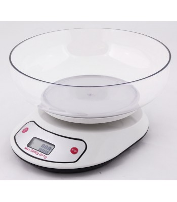 Glass Top Scale 1g-5kg