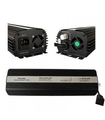 Digital Ballast with fan 1000w