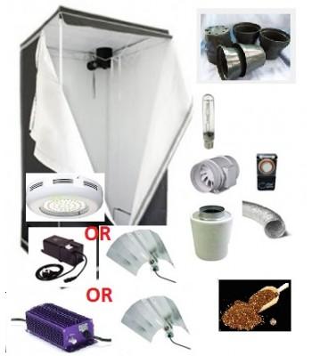 80 x 80 Pro-mix Tent combo
